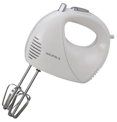 Миксер ручной Supra MXS-520 500 Вт белый supra mxs 202