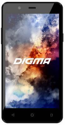 "Смартфон Digma Linx A501 4G черный 5"" 8 Гб LTE Wi-Fi GPS 3G LT5010PL"