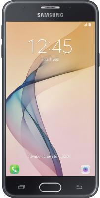 "Смартфон Samsung Galaxy J5 Prime черный 5"" 16 Гб LTE Wi-Fi GPS 3G"
