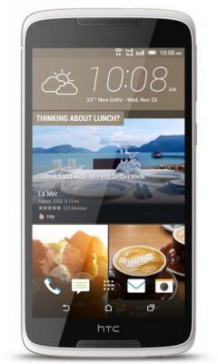 "Смартфон HTC Desire 828 белый 5.5"" 16 Гб LTE Wi-Fi GPS 3G 99HAFV037-00"