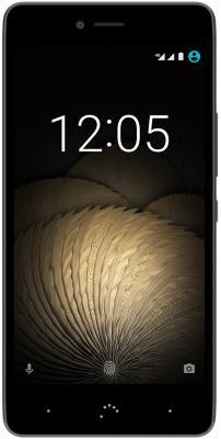 Смартфон BQ Aquaris U Plus 32 Гб черный (C000242)