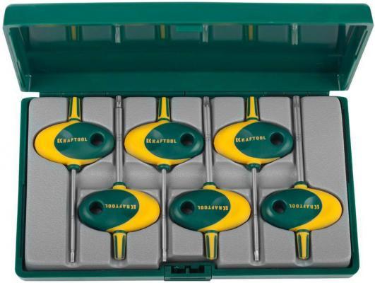 Набор ключей для точных работ Kraftool Expert 6шт 27440-H6 набор kraftool expert 26182 h16