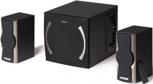 Колонки Edifier XM6PF  2x12 Вт + 24W черный