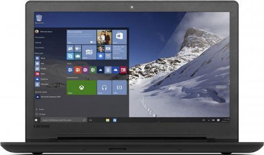 """Ноутбук Lenovo IdeaPad 110-15ACL 15.6"""" 1366x768 AMD A4-7210 80TJ00DDRK"""