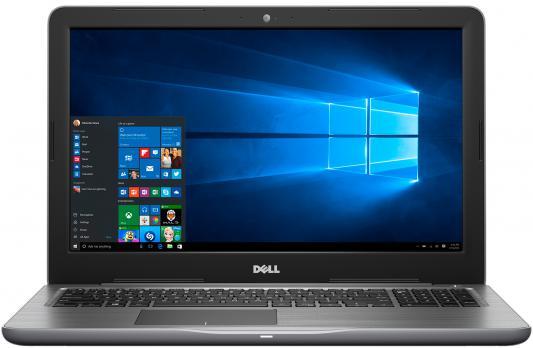 "Ноутбук DELL Inspiron 5565 15.6"" 1366x768 AMD A6-9200 5565-0576"