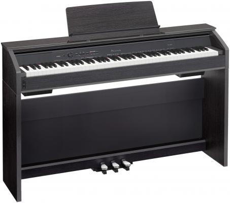 Цифровое фортепиано Casio Celviano PX-860BK 88 клавиш USB черный casio px 760bk
