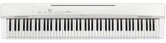 Цифровое фортепиано Casio PX-160WE 88 клавиш USB белый