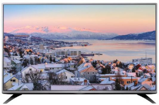 Телевизор LG 43LW310C черный