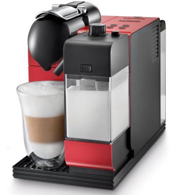 Кофемашина DeLonghi Nespresso Latissima EN521.R красный