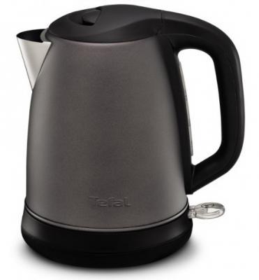 Чайник Tefal KI270930 2400 Вт серый 1.7 л металл