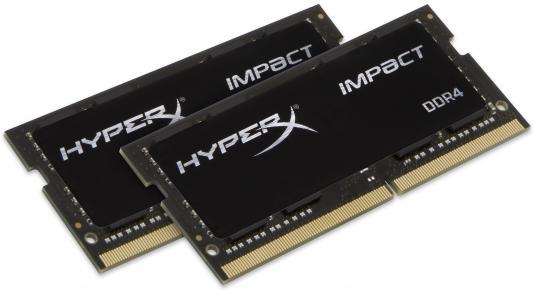 все цены на Оперативная память для ноутбука 32Gb (2x16Gb) PC4-17000 2133MHz DDR4 SO-DIMM CL13 Kingston HX421S13IBK2/32