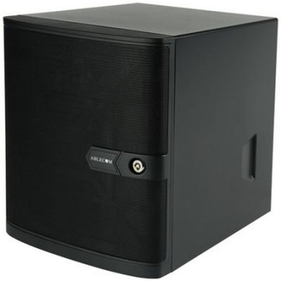 Корпус mini-ITX Ablecom CS-M50 250 Вт чёрный