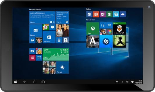 """Планшет Irbis TW33 8.9"""" 16Gb черный Wi-Fi Bluetooth Windows TW33"""