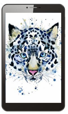 "Планшет Irbis TZ863 8"" 16Gb черный Wi-Fi 3G Bluetooth Android TZ863"