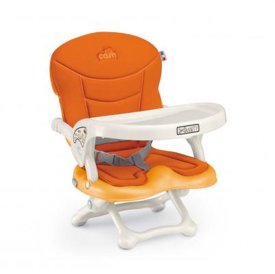 Стульчик для кормления Cam Smarty Pop (цвет C30/333) cam стульчик для кормления smarty pop cam бежевый с медвежонком