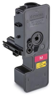Картридж Kyocera TK-5220M для Kyocera P5021cdn/cdw P5026cdn/cdw M5521cdn/cdw M5526cdn/cdw пурпурный 1200стр