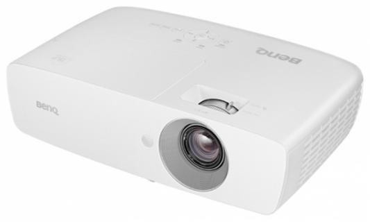 Фото - Проектор BENQ W1090 1920х1080 2000 люмен 10000:1 белый проектор epson eh tw610 1920х1080 3000 люмен 10000 1 белый v11h849140