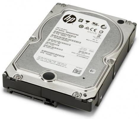 """Жесткий диск 3.5"""" 4 Tb 7200rpm HP SATA K4T76AA"""