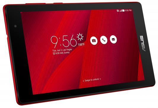 "Планшет ASUS ZenPad C Z170CG-1C016A 7"" 16Gb красный Wi-Fi 3G Bluetooth Android 90NP01Y3-M00780"