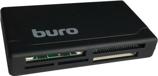 Картридер внешний Buro BU-CR-171 USB2.0 черный картридер buro bu cr 151 черный bu cr 151