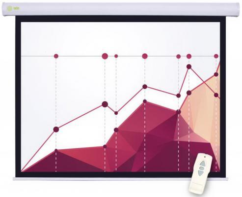 Экран настенный Cactus Professional Motoscreen CS-PSPM-183X244 183x244см 4:3 экран настенный cactus professional tension motoscreen cs pspmt 183x244 183x244см 4 3