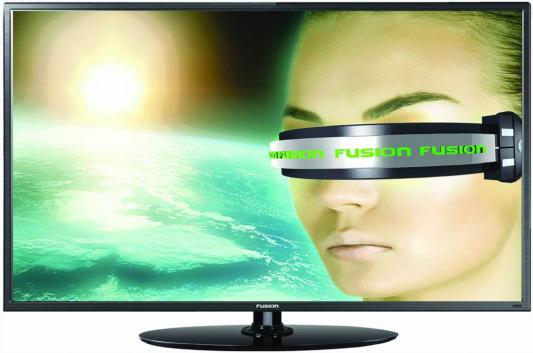 Телевизор FUSION FLTV-50T20 черный