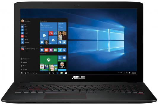 "Ноутбук ASUS GL552VW-CN481T 15.6"" 1920x1080 Intel Core i7-6700HQ 90NB09I3-M05680"