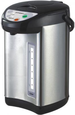 Термопот First FA-5448-4 900 Вт серебристый 4 л нержавеющая сталь