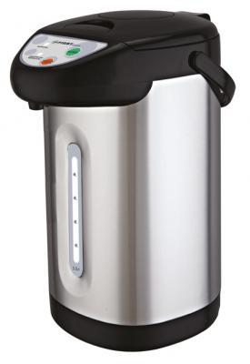 Термопот First 5448-5 900 Вт серебристый 3.5 л металл/пластик