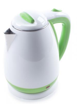 Чайник ENDEVER KR-241S 2100 Вт белый 1.8 л пластик пылесосы endever пылесос