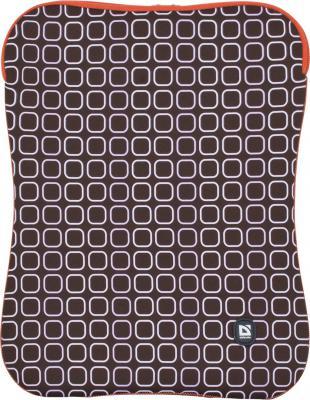 """Чехол для ноутбука 15.6"""" Defender Portfolio синтетиика коричневый 26032"""