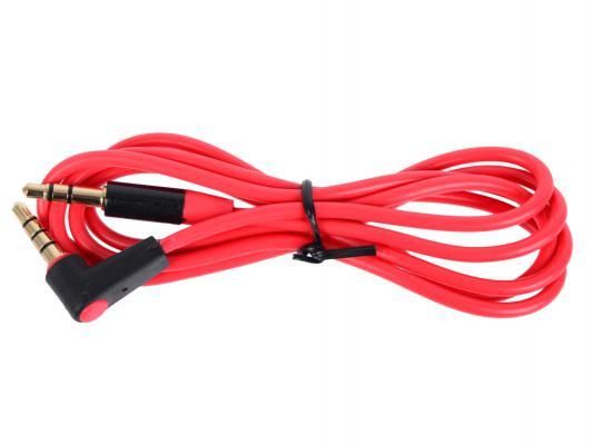 Кабель соединительный 1.0м Belsis 3.5 Jack - 3.5 Jack красный BL1023