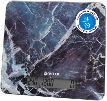 Весы кухонные Vitek VT-8022 BK разноцветный