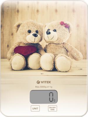 Весы кухонные Vitek VT-8025 MC рисунок