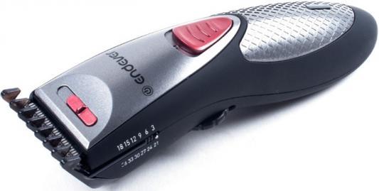 Машинка для стрижки волос ENDEVER Sven 980 чёрный серебристый машинка для стрижки волос endever sven 980