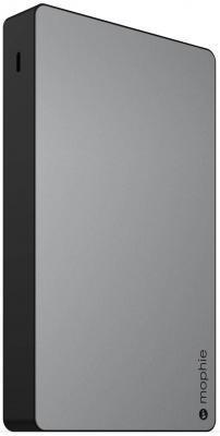Портативное зарядное устройство Mophie PowerStation XXL 20000мАч серый 3565 портативное зарядное устройство usb sony cp s20b 20000мач
