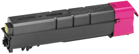 Картридж Kyocera TK-8705M для Kyocera TASKalfa 6550ci/7550ci пурпурный 30000стр slimming men s camo hooded zipper vest