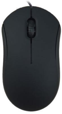 Мышь проводная Ritmix ROM-111 чёрный USB
