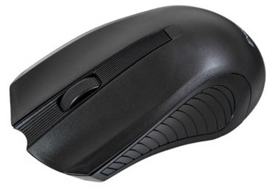 Мышь беспроводная Exegate SR-9015B чёрный USB + радиоканал