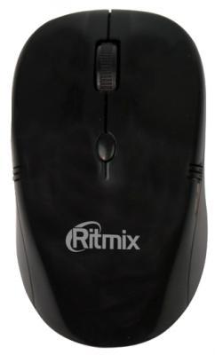 все цены на Мышь беспроводная Ritmix RMW-111 чёрный USB