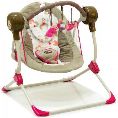 Кресло-качели Baby Care Balancelle c Д/У (pink)