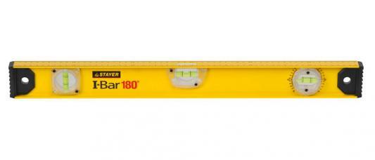 Уровень Stayer Master I-Bar 3 ампулы 600мм 3470-060_z01