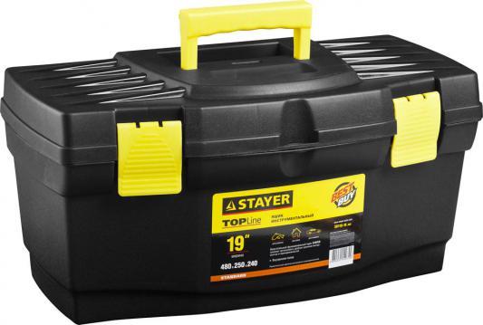 "Ящик для инструмента Stayer Standard 19"" пластиковый 38110-18_z02"