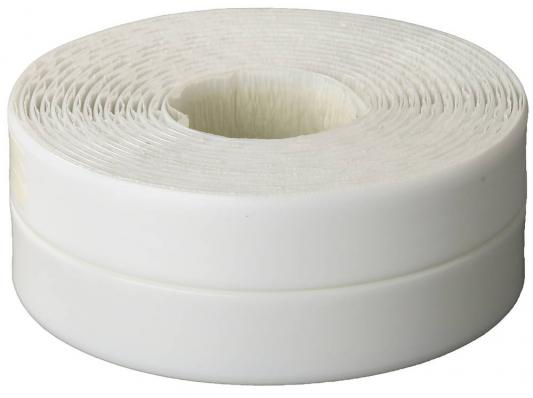 Лента Stayer Profi бордюрная для ванн и раковин самоклеящаяся профиль L белый 20х20мм х 3.35м 12341-20-20 лента клейкая stayer profi 1217 25