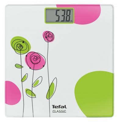 Весы напольные Tefal PP1113V0 цветной весы напольные tefal pp1221v0 белый