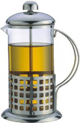 Френч-пресс Добрыня DO-2801 0.35 л металл/стекло