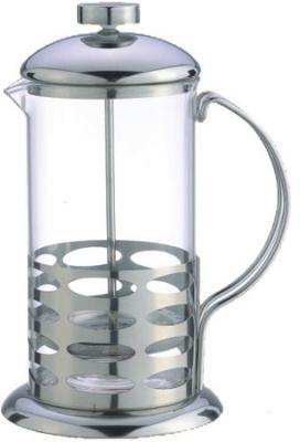 Френч-пресс Добрыня DO-2803 серебристый 0.8 л металл/стекло