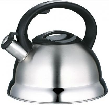 Чайник Wellberg WB-3786 серебристый 2.5 л нержавеющая сталь golub женская б1185 3786