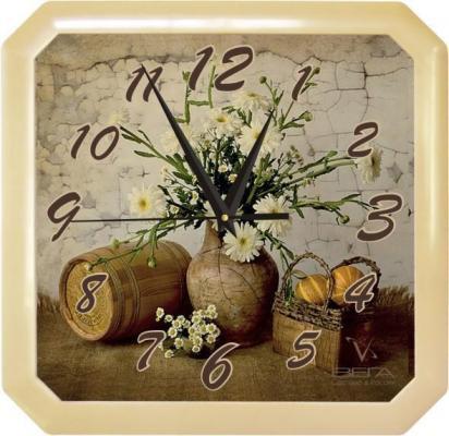 Часы настенные Вега П 4-14/7-62 рисунок