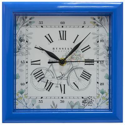 Часы настенные Вега Летний отдых П3-4-126 разноцветный рисунок кронштейн kromax vega 50 белый